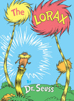 Dr. Seuss The Lorax Book