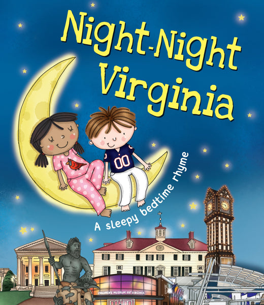 Night Night Virginia Book