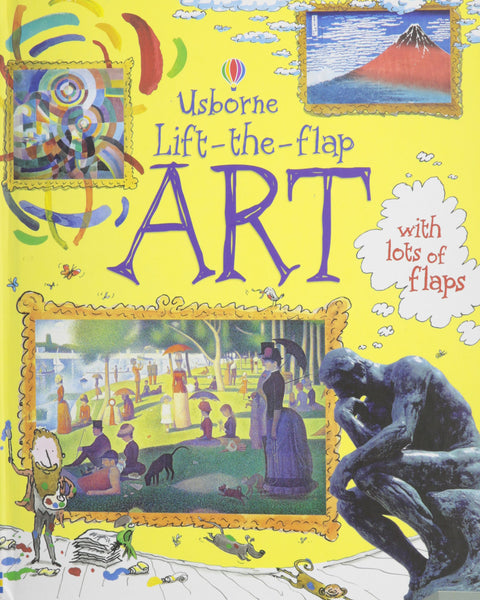 Lift-the-flap Art Book