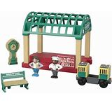 Thomas & Friends Wood Knapford Train Station