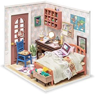 Anne's Bedroom Miniature House Build Your Own