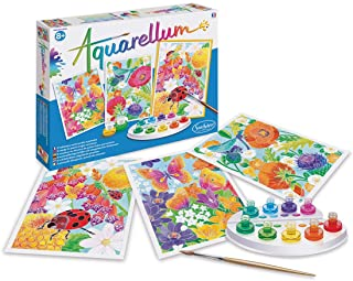Aquarellum Flowers Paint Kit
