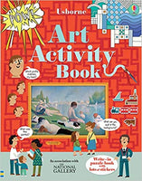 Art Activity Book