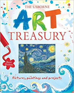 Art Treasury Book