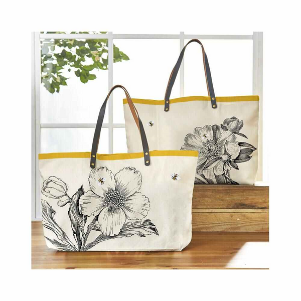 Queen Bee Tote Bag - 2 Styles