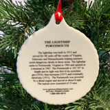 Lightship Ornament