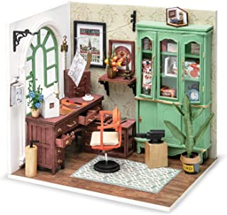 Jimmy's Studio Miniature House Build Your Own