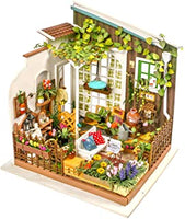 Miller's Garden Miniature House Build Your Own
