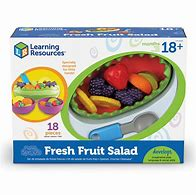 New Sprouts Fruit Salad Play Set