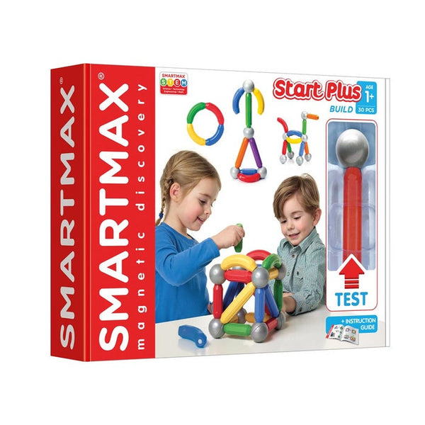 SMARTMAX Magnetic Discovery Start Plus Set