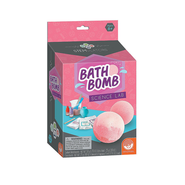 STEMULATORS: Bath Bomb Lab Kit