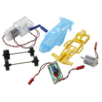 STEMULATORS: Energy Generator Car Kit