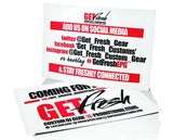 16PT Card Stock UV Gloss Post Cards (Design & Print) - GET FRESH MARKETPLACE