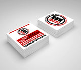 Business Cards (Double Sided, Full Color, UV Gloss, 16pt)
