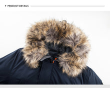 Load image into Gallery viewer, Winter Jacket  Russia Man