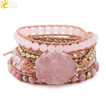 Load image into Gallery viewer, Natural Stone Bracelet for Women
