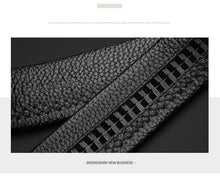 Load image into Gallery viewer, Men Belt Luxury Strap Belt for Men Designer Belts Men High Quality Fashion Belt