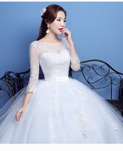 Load image into Gallery viewer, Fashion  Wedding Dress Bride