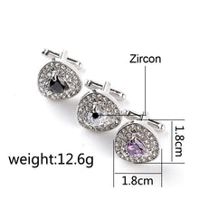 Load image into Gallery viewer, Mens And Women High Quality  Zircon