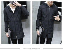 Load image into Gallery viewer, Winter  Long cotton Jacket for Men