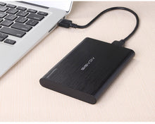 Load image into Gallery viewer, External Hard Drive USB 3.0 Colorful Metal HDD Portable External HD Hard Disk