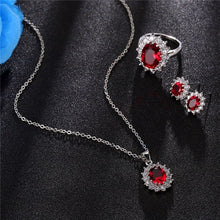 Load image into Gallery viewer, Wedding Jewelry Sets For Brides
