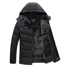 Load image into Gallery viewer, Parka Winter Mens  Jacket