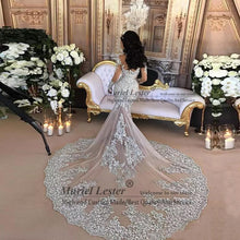Load image into Gallery viewer, Dubai Arabic Luxury  2020 Wedding Dresses