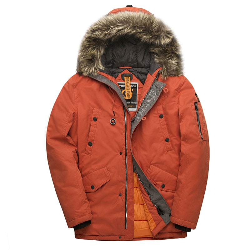 Winter Jacket  Russia Man