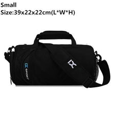 Load image into Gallery viewer, Men Gym Bags For Fitness Training Outdoor Travel Sport Bag