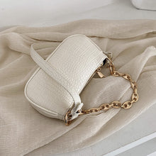 Load image into Gallery viewer, MINI PU Leather Shoulder Bags For Women 2020 Chain Design Luxury Hand Bag Female Travel