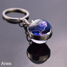 Load image into Gallery viewer, Crystal Key Rings for Women and Mens