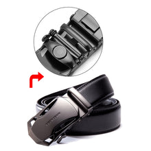 Load image into Gallery viewer, Men's Belt Cow Leather Belts