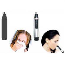 Load image into Gallery viewer, New Electric Nose Hair Trimmer Ear Face Clean