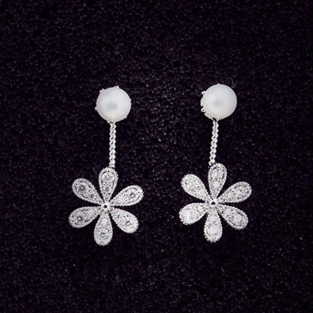 Earrings Wedding Jewelry For Women