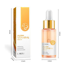 Load image into Gallery viewer, Gold Snail & Vitamin C Whitening Serum Japan Hyaluronic Acid skin Care Face Serum