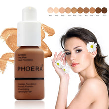 Load image into Gallery viewer, Foundation Makeup Primer Whitening Concealer Moisturizer Long Wear Oil Control