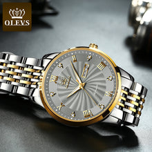 Load image into Gallery viewer, Top Brand Luxury Mens Steel Waterproof Automatic Watch
