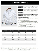 Load image into Gallery viewer, Windbreaker Bomber Jacket for Men
