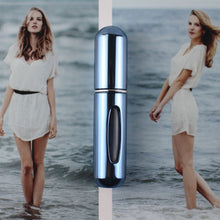 Load image into Gallery viewer, 5ml Perfume Bottle Mini Metal Sprayer