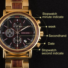 Load image into Gallery viewer, Top Brand Luxury Quartz Watches for Men