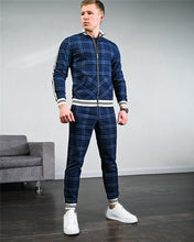 Load image into Gallery viewer, New Fashion Jackets Men Tracksuit Sets