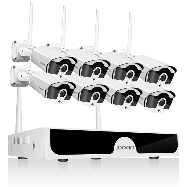 CCTV Camera System Audio Record Outdoor  Wifi IP Security Camera