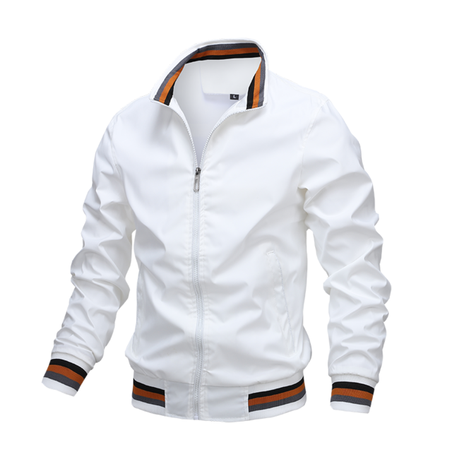 Windbreaker Bomber Jacket for Men