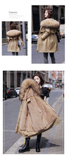 Load image into Gallery viewer, Winter Womens  parkas