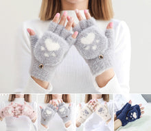 Load image into Gallery viewer, Women's Winter Warm Touch Screen Gloves