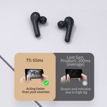 Load image into Gallery viewer, Wireless Bluetooth Headphones V5.0 Touch Control Earphones Stereo HD Talking with 380mAh Battery-