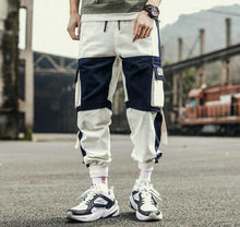 Load image into Gallery viewer, Men Cargo Pants Streetwear 2020 Hip Hop Casual Pockets Track Pants
