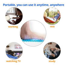 Load image into Gallery viewer, Electric Foot Massager Wireless Feet Muscle