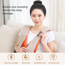Load image into Gallery viewer, Electrical Massage Shiatsu Back Shoulder Body Neck Massager